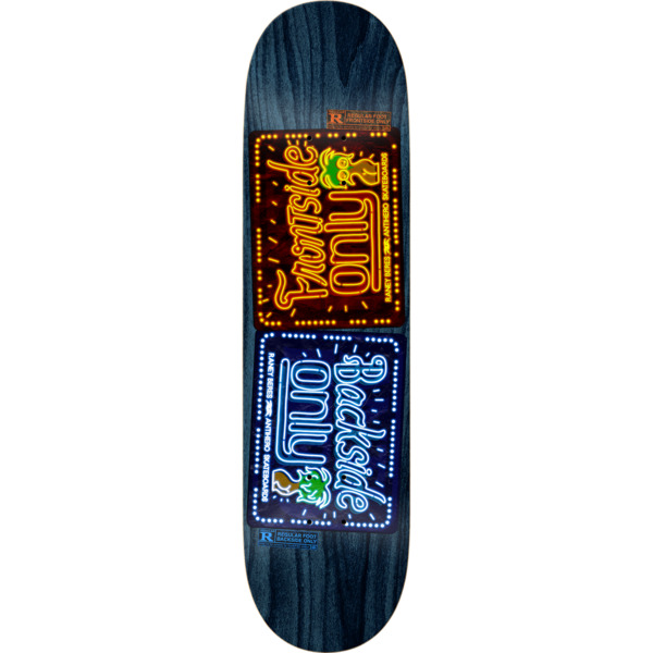 "Anti Hero Skateboards Raney Beres Free Parking Skateboard Deck - 8.75"" x 32.6"""