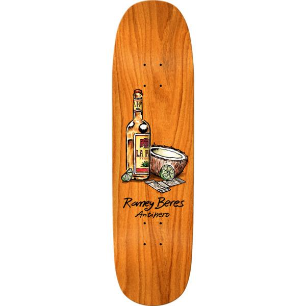 "Anti Hero Skateboards Raney Beres Still Life Skateboard Deck - 8.63"" x 32"""