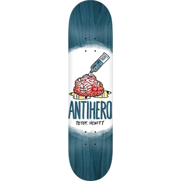 "Anti Hero Skateboards Peter Hewitt Devolution Skateboard Deck - 8.75"" x 32.86"""
