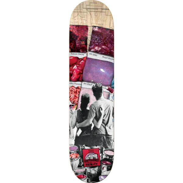 Anti Hero Skateboards New Beginnings Deck