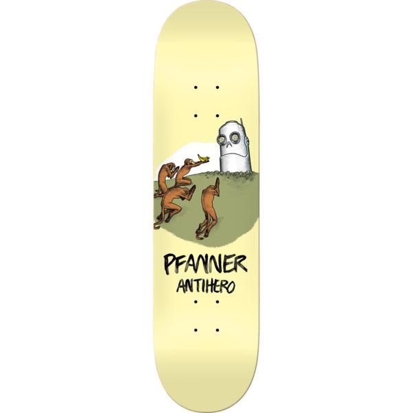 """Anti Hero Skateboards Chris Pfanner Blind leading the Blinder Skateboard Deck - 8.18"""" x 31.8"""""""