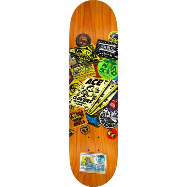 "Anti Hero Skateboards Robbie Russo Park Board Skateboard Deck - 8.28"" x 31.7"""