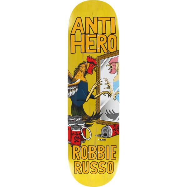 Anti Hero Skateboards Robbie Russo Pro Skateboard Deck 8