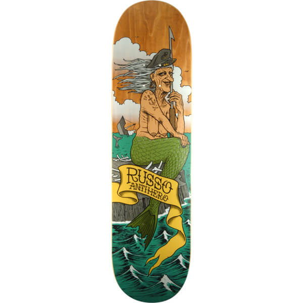 Anti Hero Skateboards Sea Hags Deck