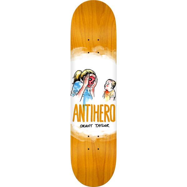 """Anti Hero Skateboards Grant Taylor Devolution Skateboard Deck - 8.25"""" x 32"""""""