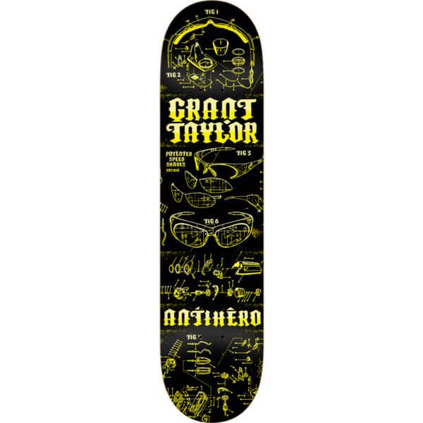 Anti Hero Skateboards Speed Shades Deck