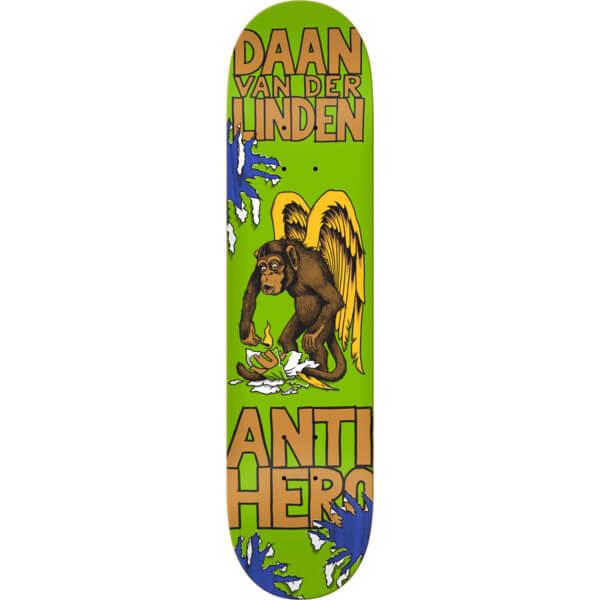 Anti Hero Skateboards Van Der Linden First Deck