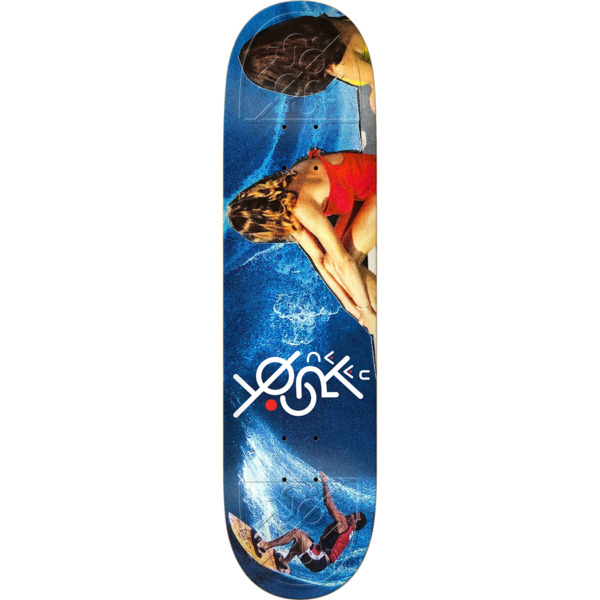 14b6e428e56 Anti Hero Skateboards Daan Van Der Linden Yogrt II Skateboard Deck - 8.4 x  32 - Warehouse Skateboards