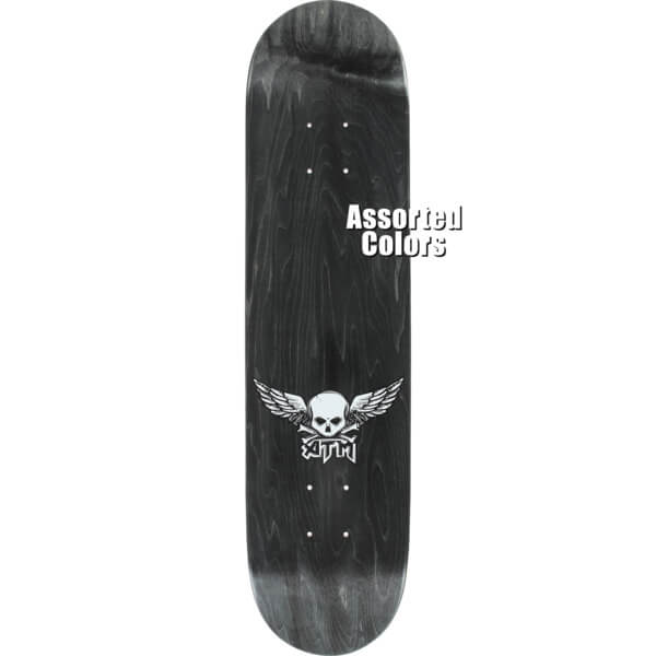 "ATM Skateboards Mini Wings Assorted Stained Woodgrain Skateboard Deck - 7.5"" x 31.5"""