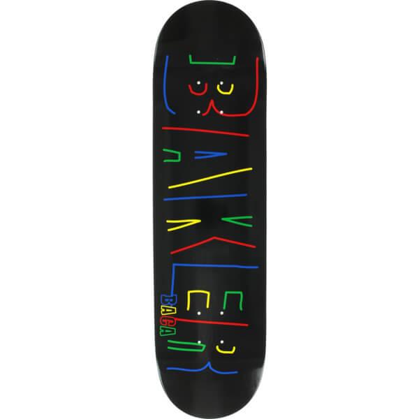 baker skateboards sammy baca brand name childs play black