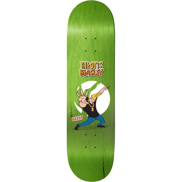 "Baker Skateboards Theotis Beasley One Man Army Skateboard Deck - 8.25"" x 32"""