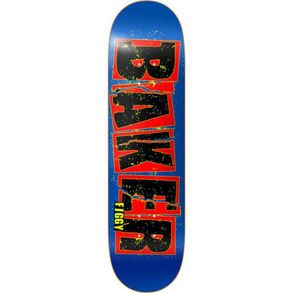 baker skateboards justin figgy figueroa brand name tear