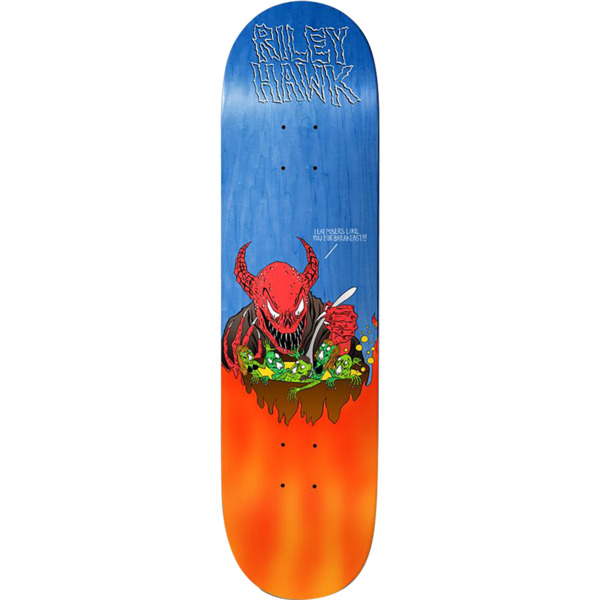 """Baker Skateboards Riley Hawk Sorcery Survival Skateboard Deck - 8"""" x 31.5"""""""
