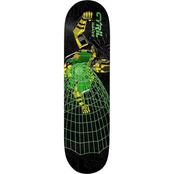 "Baker Skateboards Cyril Jackson Cyrilax Skateboard Deck - 8.12"" x 31.5"""