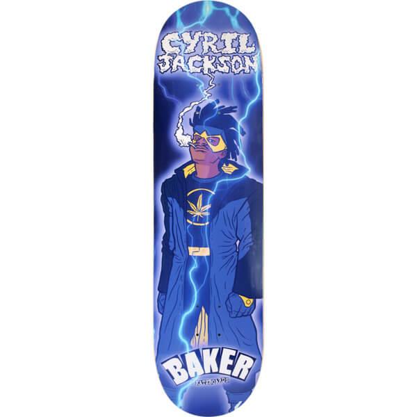 fee64b11 Baker Skateboards Cyril Jackson Virgil Skateboard Deck - 8.38 x 32 - Warehouse  Skateboards