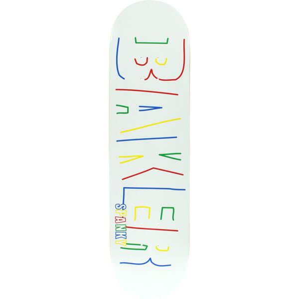 baker skateboards kevin long brand name childs play white