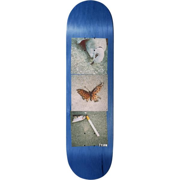 "Baker Skateboards Tyson Peterson Cigafish Skateboard Deck Assorted Colors - 8"" x 31.5"""