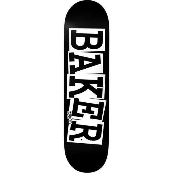 "Baker Skateboards Tyson Peterson Ribbon Name Skateboard Deck - 8.47"" x 32"""