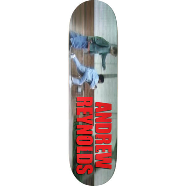 75e47aa70413 Baker Skateboards Andrew Reynolds Baker 3 Skateboard Deck - 8 x 31.5 -  Warehouse Skateboards