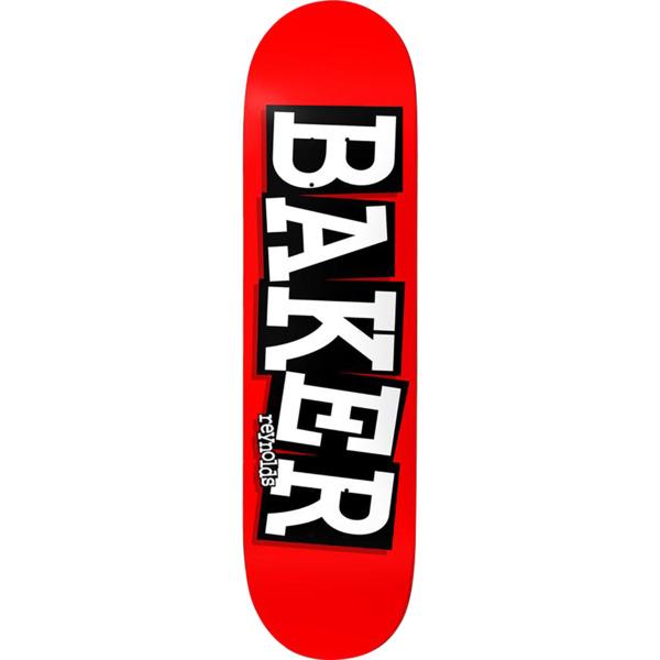 """Baker Skateboards Andrew Reynolds Ribbon Name Skateboard Deck - 8.25"""" x 31.875"""""""