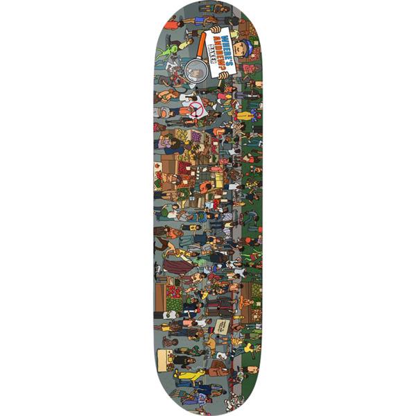 """Baker Skateboards Andrew Reynolds Where's Andrew Skateboard Deck - 8.5"""" x 32"""""""