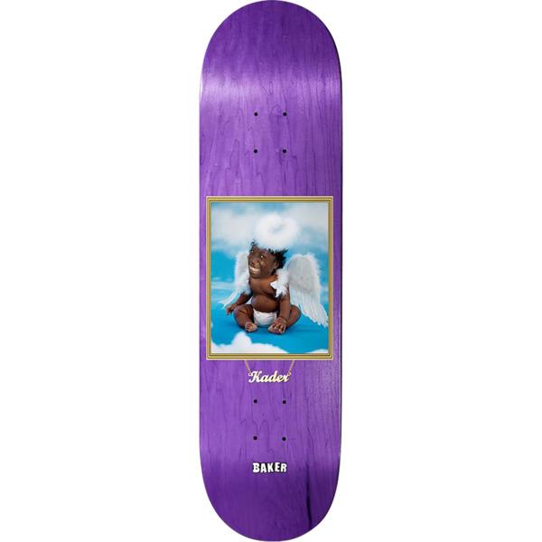"Baker Skateboards Kader Sylla Baby Angel Skateboard Deck - 8.25"" x 31.875"""