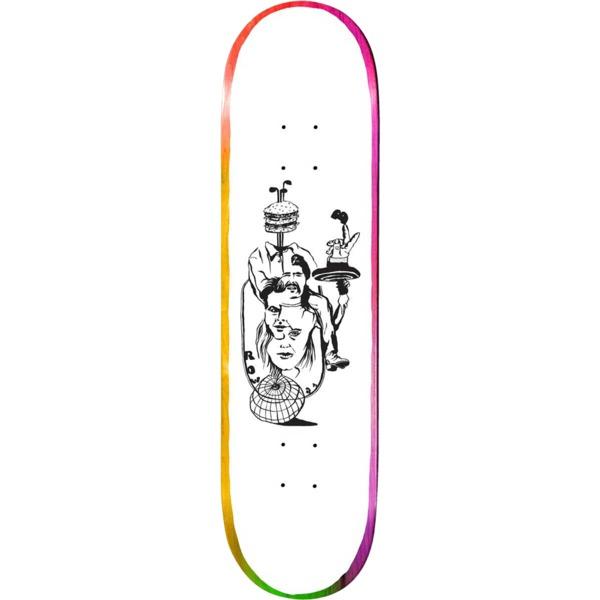 "Baker Skateboards Rowan Zorilla Daydreams Skateboard Deck - 8.12"" x 31.5"""