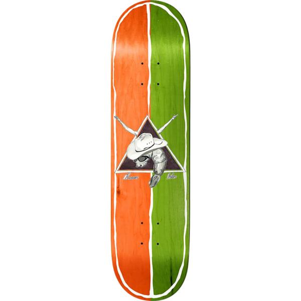 "Baker Skateboards Rowan Zorilla Howby Shrimp Skateboard Deck - 8.25"" x 31.875"""