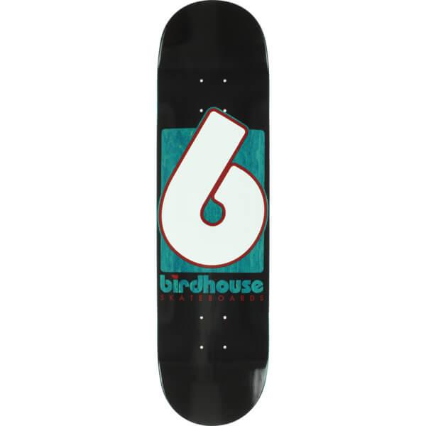 Birdhouse Skateboards Block Logo Deck