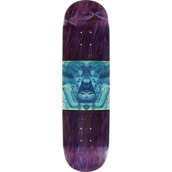 "Birdhouse Skateboards Lizzie Armanto Beautiful Mutants Skateboard Deck - 8.25"" x 32.25"""