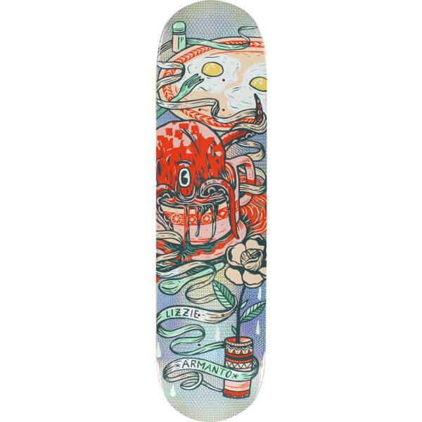 Birdhouse Skateboards Lizzie Armanto Favorites Skateboard ...