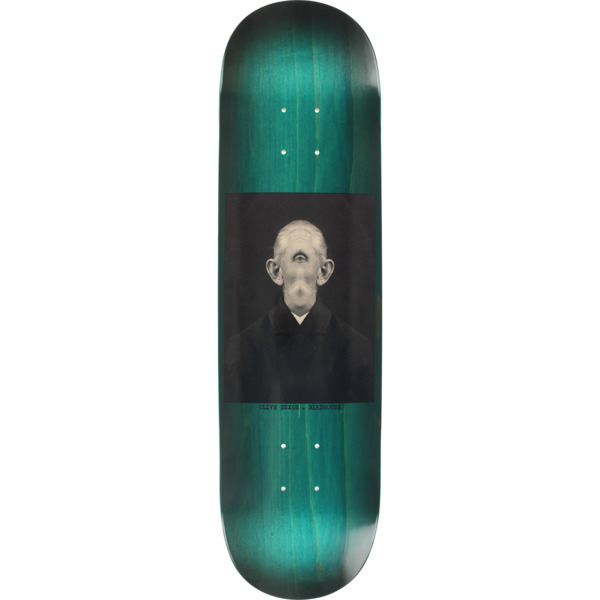 674ba3f0 Birdhouse Skateboards Clive Dixon Beautiful Mutants Skateboard Deck - 8.12  x 32 - Warehouse Skateboards