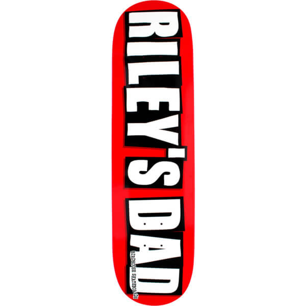 Birdhouse Skateboards Riley's Dad Deck