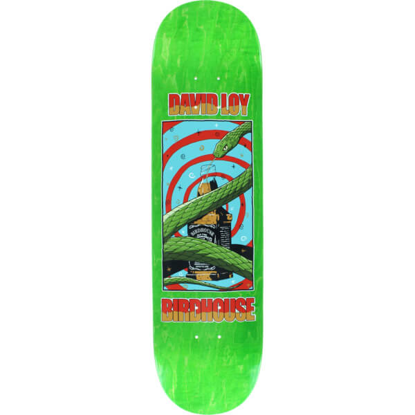 Birdhouse Skateboards Whiskey Snake Deck