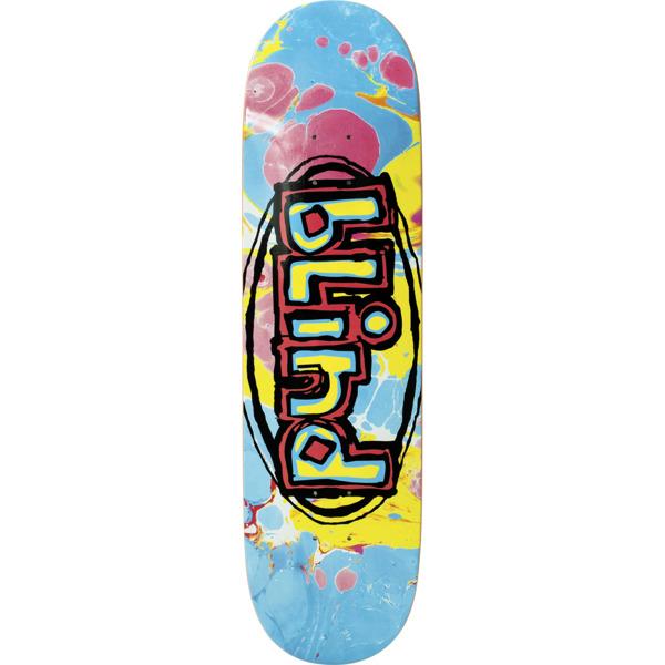 """Blind Skateboards OG Oval Blue Skateboard Deck - 7"""" x 29"""""""