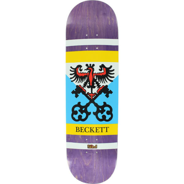 "Blind Skateboards Sam Beckett Knighthood Skateboard Deck - 8.5"" x 32"""