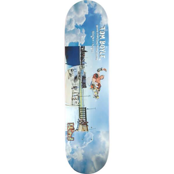 "Blind Skateboards Tom Boyle Tribute Skateboard Deck - 8"" x 31.7"""