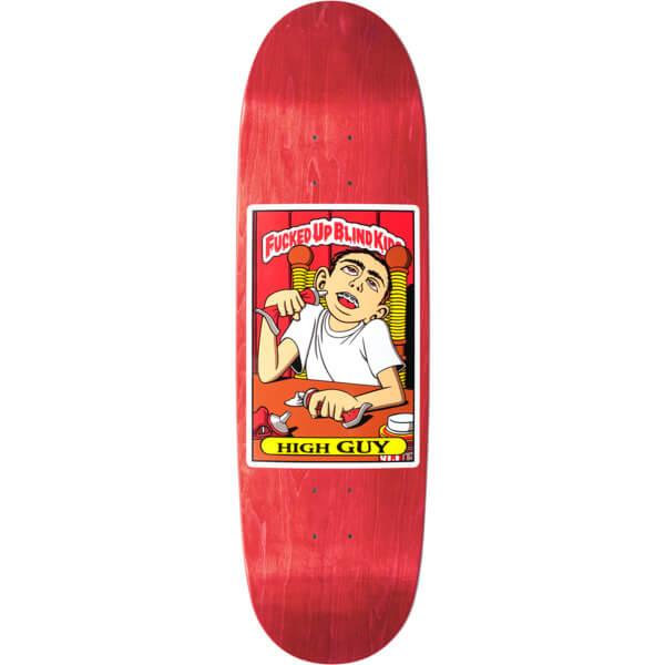 "Blind Skateboards Guy Mariano FUBK High Guy Skateboard Deck - 9"" x 32"""