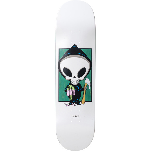 "Blind Skateboards Maxham Reaper Box White R7 - 8.37"" x 32.1"""