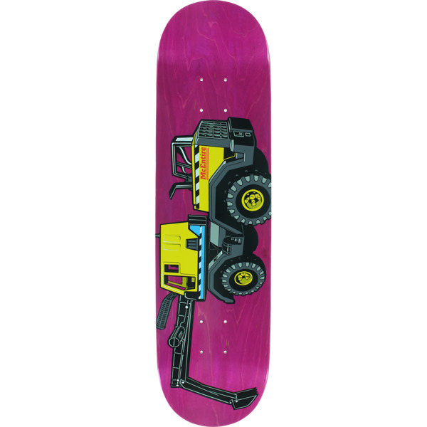 "Blind Skateboards Cody McEntire Trucks Pink Skateboard Deck Resin-7 - 8"" x 31.7"""