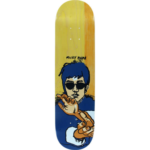 "Blind Skateboards Micky Papa All Star Skateboard Deck Resin-7 - 7.75"" x 31.1"""