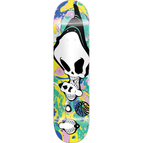 "Blind Skateboards Micky Papa Psychedelic Reaper Skateboard Deck Resin-7 - 7.75"" x 31.1"""