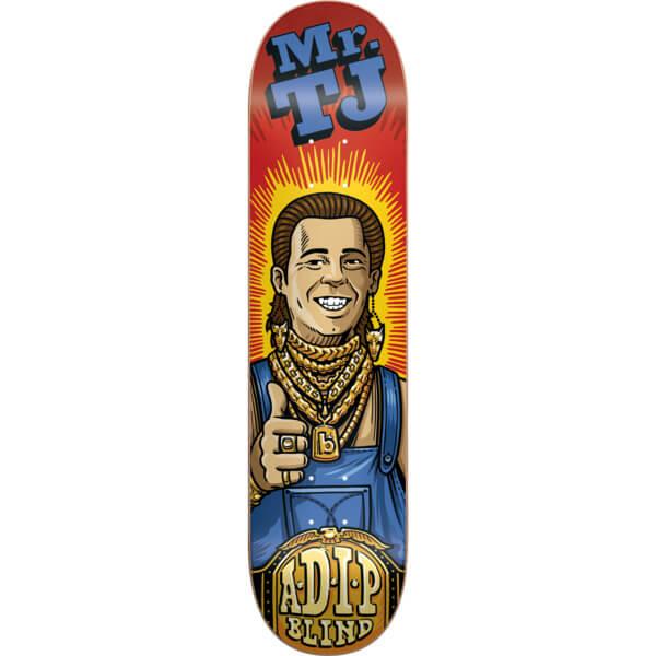 Blind Skateboards Mr. TJ Deck