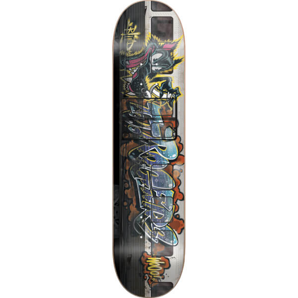 Blind Skateboards Train Tag Deck