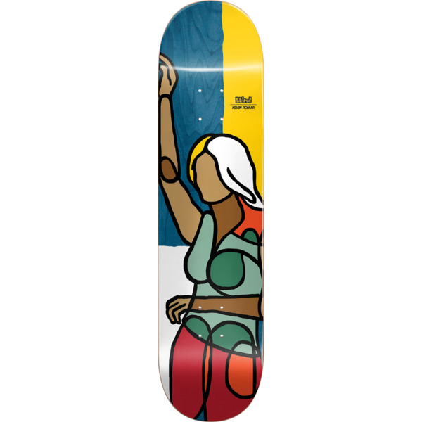 "Blind Skateboards Kevin Romar Ladies Skateboard Deck Resin-7 - 8.12"" x 31.9"""