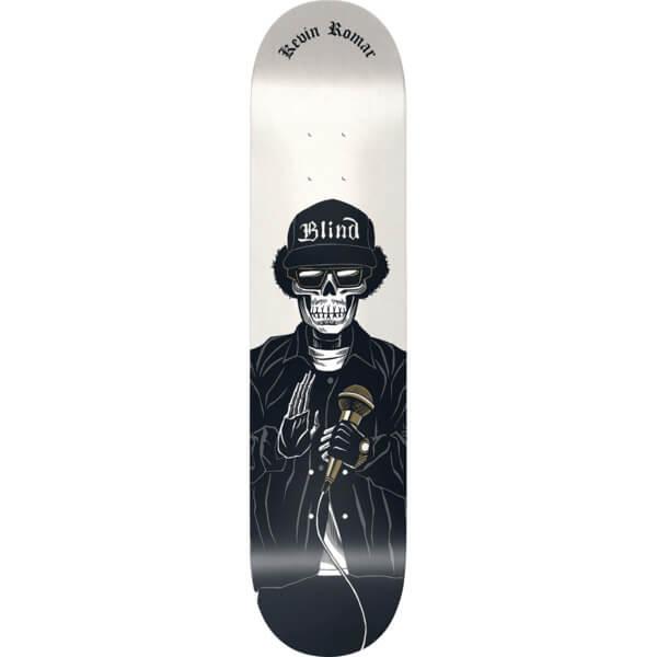 Blind Skateboards Kevin Romar Reaper Skateboard Deck 8 125