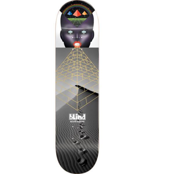 "Blind Skateboards Kevin Romar Space Case Skateboard Deck Resin-7 - 8.12"" x 31.9"""