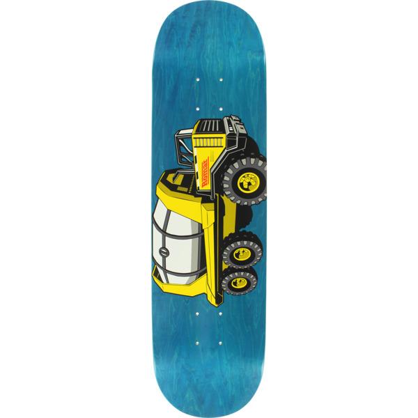 """Blind Skateboards Kevin Romar Trucks Teal Skateboard Deck Resin-7 - 8.25"""" x 32.1"""""""