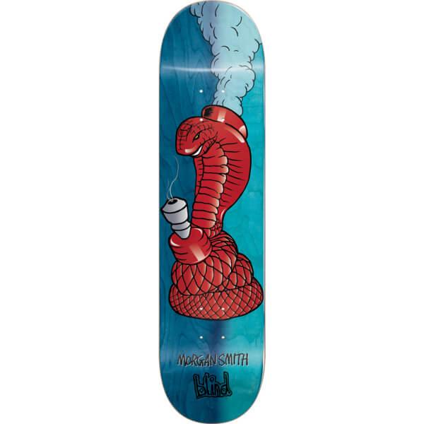"Blind Skateboards Morgan Smith Bonged Skateboard Deck Resin-7 - 8.25"" x 31.7"""