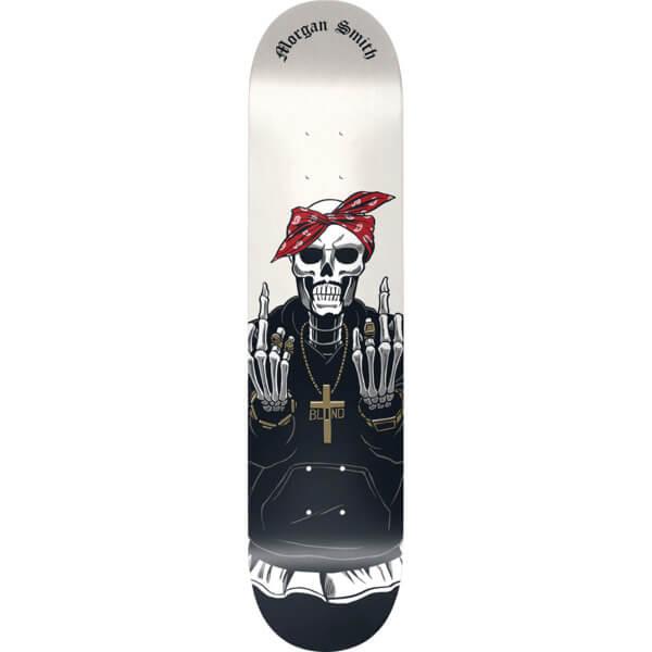 "Blind Skateboards Morgan Smith Reaper Skateboard Deck - 8.125"" x 31.8"""